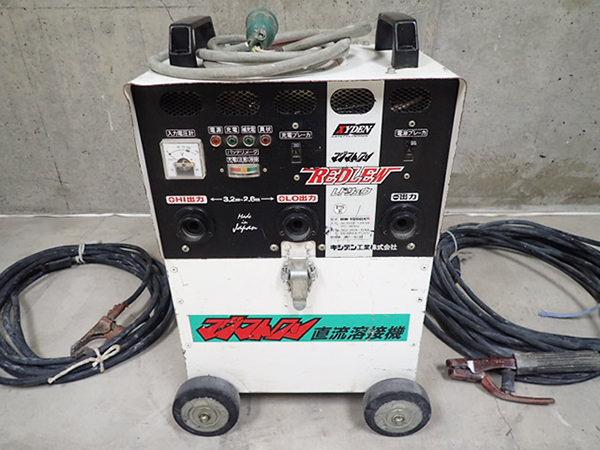 バッテリー溶接機1