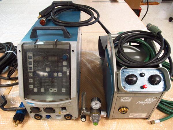 半自動溶接機1