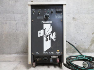 パナソニック 松下電器 エアープラズマ切断機 CUT STAR YP-060P