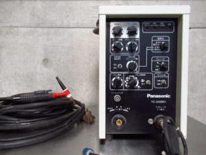 パナソニック TIG溶接機 YC-200BR1 インバータ制御交直両用