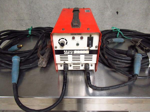 インバータ直流溶接機1